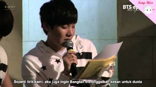 Download Video [Sub Indo] Episode BTS Letter to ARMY in Birthday Party by Seop Kiss MP3 3GP MP4