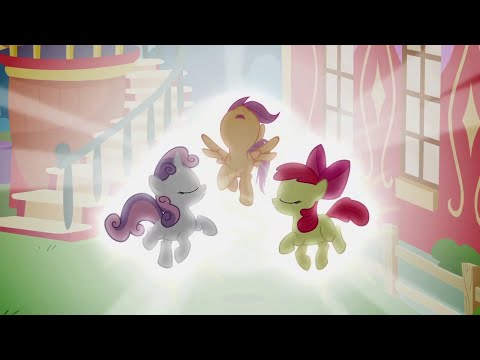 My Little Pony: FiM — Crusaders of the Lost Mark