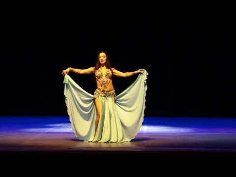 Megance Belly Dancer Ravilya Chubarkaeva