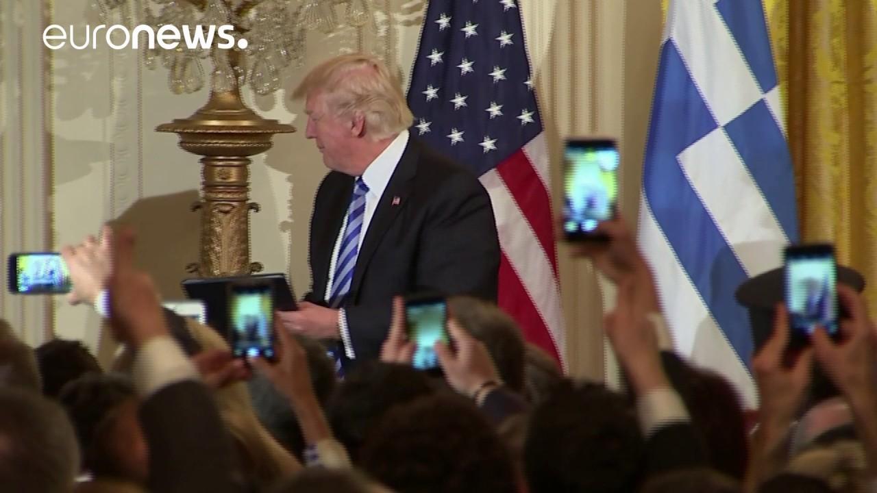 Ντόναλντ Τραμπ: «Αγαπώ τους Έλληνες»