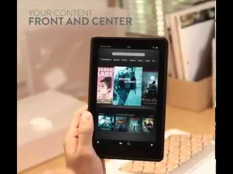 Kindle Fire 7 LCD Display Kindle Fire Wi Fi, 8GB