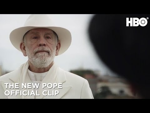 The New Pope: A Step Back (Season 1 Episode 6 Clip) | HBO