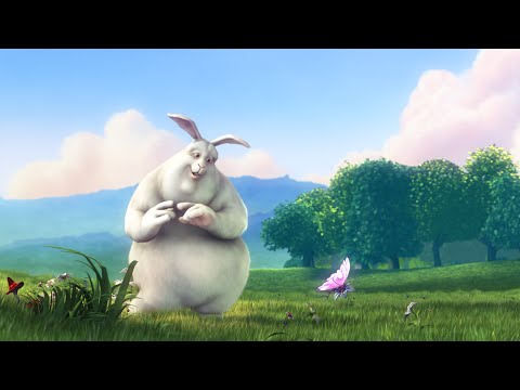 Big Buck Bunny - Cartoon for Children, Full Movie