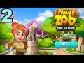 Family Zoo : The Story Ios Android Gameplay 2