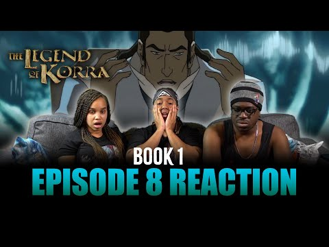 When Extremes Meet   Legend of Korra Ep 8 Reaction