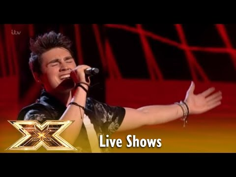Brendan Murray Takes On Ariana Grande | Live Shows Week 1 | The X Factor UK 2018