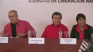 Quito, 24 jul (EFE).- El tercer ciclo de diálogos entre el Gobierno de Colombia y el Ejército de Liberación Nacional (ELN) de ese...