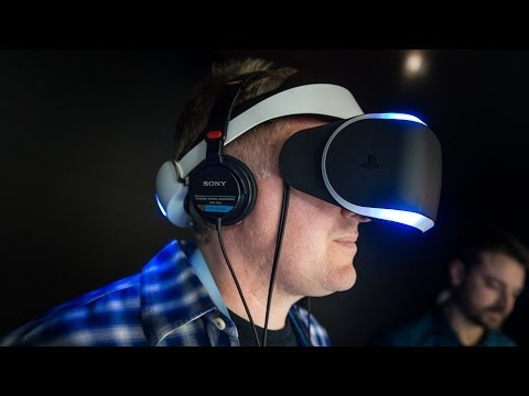 virtual - This is an exciting time for virtual reality enthusiasts. Sony announced their Project Morpheus VR headset, and we got to go hands-on with it at this year's ...