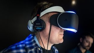 Hands-On: Sony's 'Project Morpheus' PlayStation 4 Virtual Reality Headset