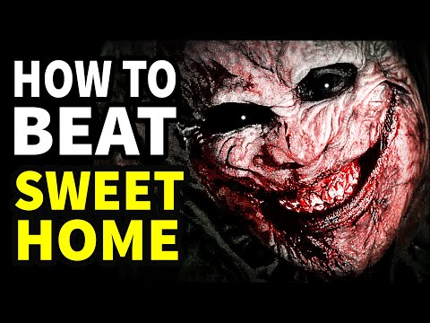 """How To Beat Every Monster In """"SWEET HOME"""""""