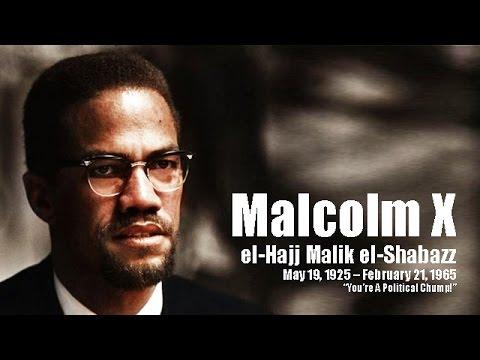 Malcolm X Speech: