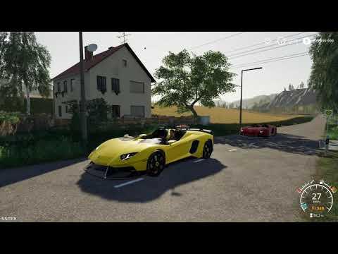 Lamborghini Aventador SVJ Roadster v1.0