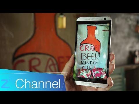 Đánh giá HTC One E9: Máy nhẹ, màn hình lớn, cấu hình mạnh mẽ