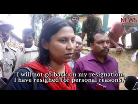 'Will release the video at the right time': former DySP Anupama Shenoy tells media