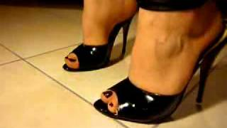 Christinas Sexy High Heels Stilettos Mules!!