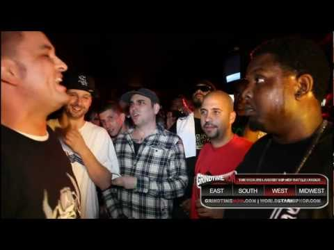 Grind Time Now presents: The Saurus vs Philly Swain (only 1 day preparation time)