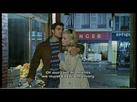 Les Parapluies de Cherbourg - Love theme of this wonderful opera for cinema filmed by Jacques Démy, with music of Michel Legrand. In the main roles, Catherine Deneuve and Nino Castelnuovo.