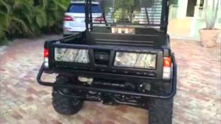 10. 2011 John Deere Gator 825i 4x4 XUV