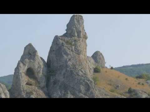 Крым 2015  Природа 4K (видео)