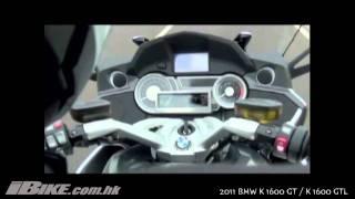 2. 2011 BMW K 1600 GT / K 1600 GTL