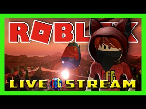 ROBLOX JAILBREAK LIVE STREAM!!  JAILBREAK AND MORE!!