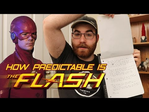 How Predictable Is The Flash Season 5?
