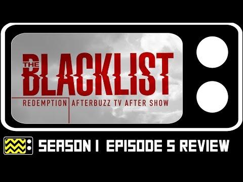 Blacklist: Redemption Season 1 Episode 5 Review & After Show   AfterBuzz TV