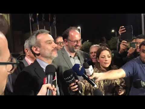 Video - Κοροναϊός: Απολυμαίνουν το Δημαρχείο Θεσσαλονίκης (εικόνες)
