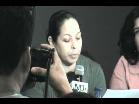 INTERVENCIÓN  DE PATRICIA OCHOA