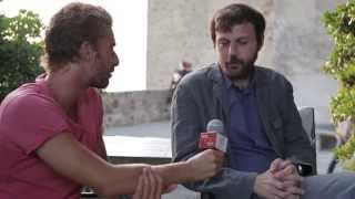 Luca Romano all'Ischia Film Festival 2014