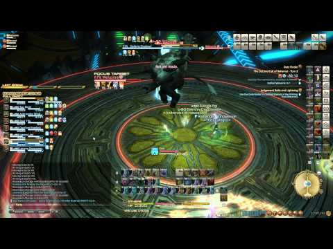 Final Fantasy XIV A Realm Reborn: Coil of Bahamut Turn 6 – 9 (07/08/2014)