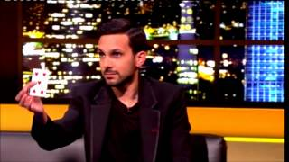 """Dynamo"" The Jonathan Ross Show Series 3 Ep 07 29 September 2012 Part 2/4"