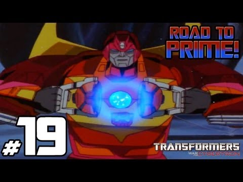 Transformers War for Cybertron - Road to Prime - GAME 19 - Too Much Ramming Power! (видео)