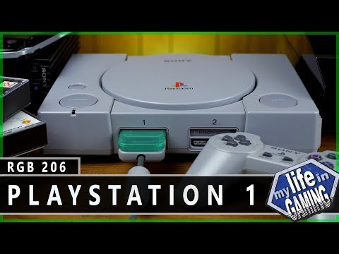 Sony PlayStation 1 :: RGB206 / MY LIFE IN GAMING