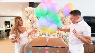 OUR OFFICIAL GENDER REVEAL!!! **MOST UNEXPECTED PLOT TWIST**