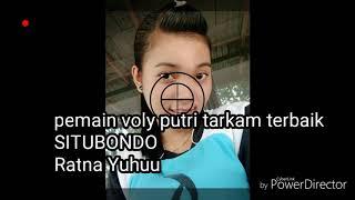 Ratna yuhuu!!! Voly tarkam putri terbaik di SITUBONDO