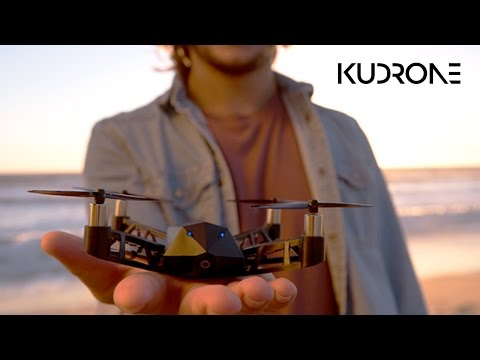 Affordable, powerful smart nano-drone