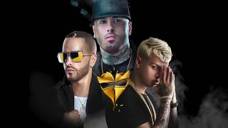 Video Noriel, Yandel, Nicky Jam -  I woke up without you MP3, 3GP, MP4, WEBM, AVI, FLV Desember 2018