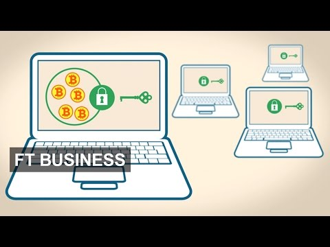 How bitcoin and its blockchain work