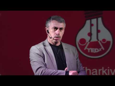 Евгений Комаровский: Социальная безотцовщина
