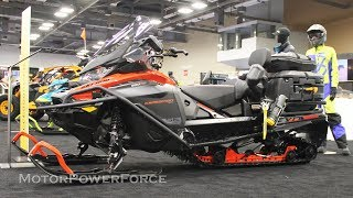 2. 2020 Ski-Doo Expedition SE 900 ACE Turbo Snowmobile