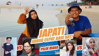 Video JAWAB CEPAT DARI HATI RICIS PILIH ATTA ??? #JAPATI MP3, 3GP, MP4, WEBM, AVI, FLV Februari 2019