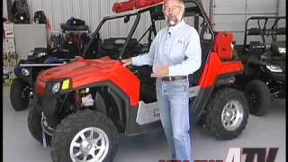 10. ATV Television Test - 2008 Polaris RZR 800 Long Term Wrap-up