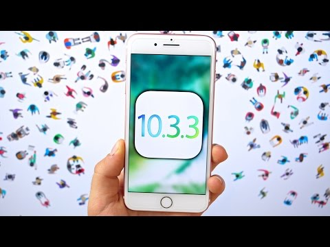 WWDC 2017 New Products & iOS 10.3.3 Beta 1 Released!