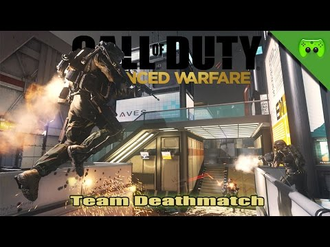 COD ADVANCE WARFARE # 1 - Team Deathmatch Bio Lab «» Let's Play Call of Duty Advance Warfare | 60HD