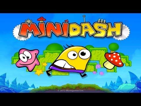 Mini Dash - iPhone/iPod Touch/iPad - HD Gameplay Trailer (видео)