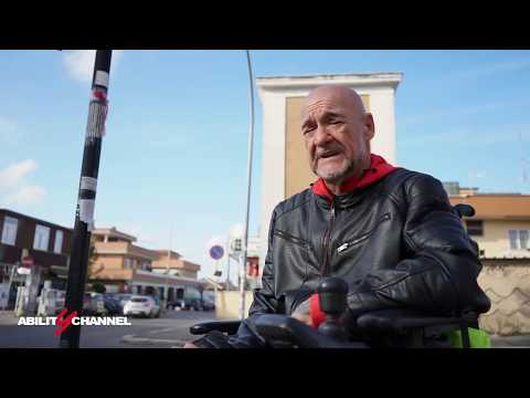 Rampe disabili, un simbolo contro i furbetti del parcheggio