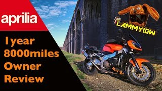 1. Aprilia Tuono 1000R: An Owner's Review and Buyers Guide