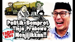 Video Politik Semprot Tinja ala Prabowo Sungguh Menjijikkan MP3, 3GP, MP4, WEBM, AVI, FLV Maret 2019