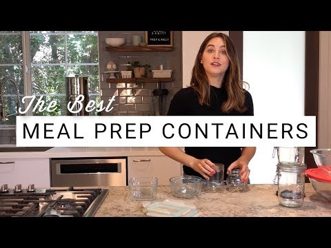 Meal Prep Storage 101